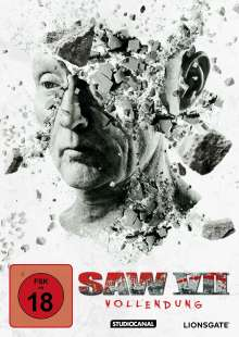 Saw VII - Vollendung (White Edition), DVD