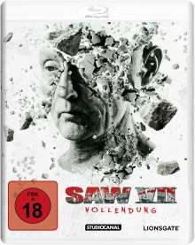 Saw VII - Vollendung (White Edition) (Blu-ray), Blu-ray Disc