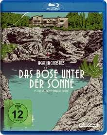 Das Böse unter der Sonne (Blu-ray), Blu-ray Disc
