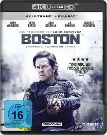 Boston (Ultra HD Blu-ray & Blu-ray), 1 Ultra HD Blu-ray und 1 Blu-ray Disc
