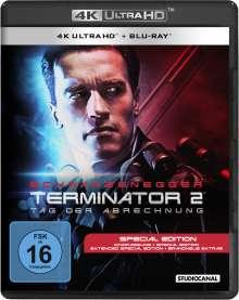 Terminator 2: Tag der Abrechnung (Ultra HD Blu-ray & Blu-ray), 2 Ultra HD Blu-rays