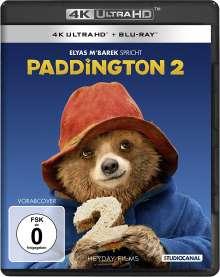 Paddington 2 (Ultra HD Blu-ray & Blu-ray), 1 Ultra HD Blu-ray und 1 Blu-ray Disc