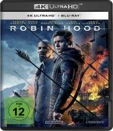 Robin Hood (2018) (Ultra HD Blu-ray & Blu-ray), 1 Ultra HD Blu-ray und 1 Blu-ray Disc