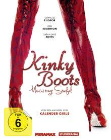 Kinky Boots (Blu-ray), Blu-ray Disc