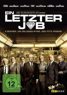Ein letzter Job, DVD