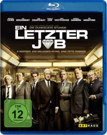 Ein letzter Job (Blu-ray), Blu-ray Disc