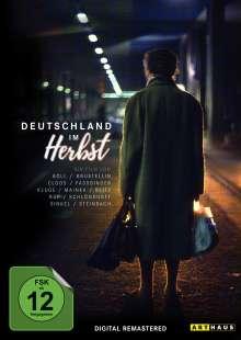 Deutschland im Herbst (Special Edition), DVD