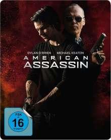 American Assassin (Blu-ray im Steelbook), Blu-ray Disc