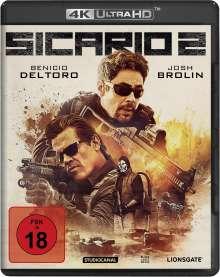Sicario 2: Soldado (Ultra HD Blu-ray & Blu-ray), 2 Ultra HD Blu-rays