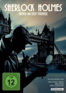 Sherlock Holmes: Mord an der Themse, DVD