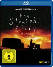 The Straight Story (Blu-ray), Blu-ray Disc