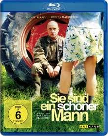Sie sind ein schöner Mann (Blu-ray), Blu-ray Disc
