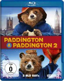 Paddington 1 & 2 (Blu-ray), 2 Blu-ray Discs