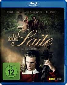 Die siebente Saite (Blu-ray), Blu-ray Disc