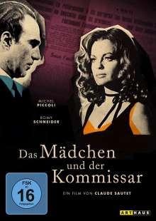 Das Mädchen und der Kommissar, DVD