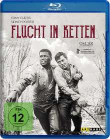 Flucht in Ketten (Blu-ray), Blu-ray Disc