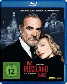 Das Russland-Haus (Blu-ray), Blu-ray Disc