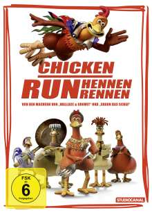 Chicken Run - Hennen Rennen, DVD
