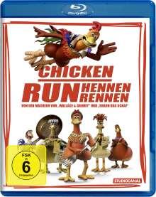 Chicken Run - Hennen Rennen (Blu-ray), Blu-ray Disc
