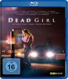 Dead Girl (Blu-ray), Blu-ray Disc