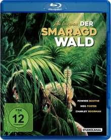 Der Smaragdwald (Blu-ray), Blu-ray Disc