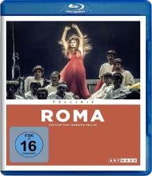 Fellinis Roma (Blu-ray), Blu-ray Disc