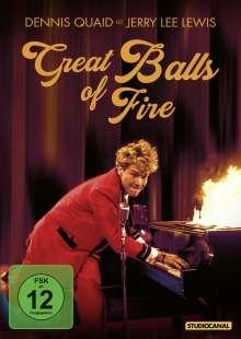 Great Balls of Fire, DVD