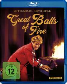 Great Balls of Fire (Blu-ray), Blu-ray Disc