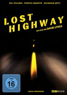 Lost Highway, DVD