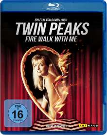 Twin Peaks - Der Film (Blu-ray), Blu-ray Disc