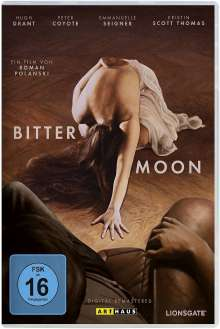 Bitter Moon, DVD