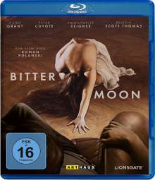Bitter Moon (Blu-ray), Blu-ray Disc