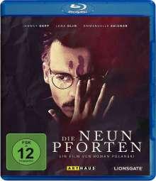 Die neun Pforten (Blu-ray), Blu-ray Disc