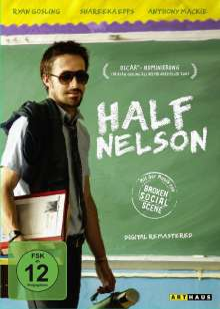 Half Nelson, DVD