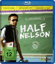 Half Nelson (Blu-ray), Blu-ray Disc