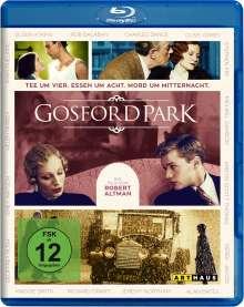 Gosford Park (Blu-ray), Blu-ray Disc