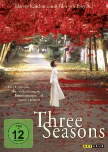 Three Seasons, DVD
