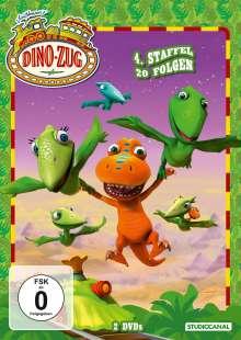 Dino-Zug Staffel 4, DVD