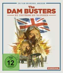 The Dam Busters - Die Zerstörung der Talsperren (Blu-ray), Blu-ray Disc