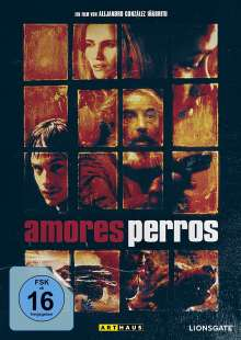 Amores Perros (Special Edition), 2 DVDs
