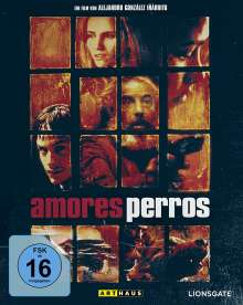 Amores Perros (Special Edition) (Blu-ray), Blu-ray Disc