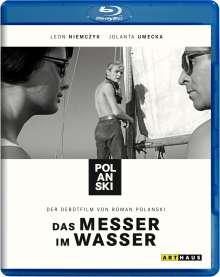 Das Messer im Wasser (Blu-ray), Blu-ray Disc