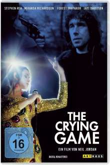 The Crying Game, DVD