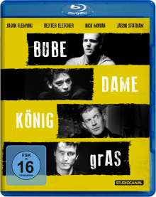 Bube, Dame, König, grAS (Blu-ray), Blu-ray Disc