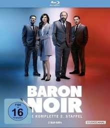 Baron Noir Staffel 2 (Blu-ray), 2 Blu-ray Discs