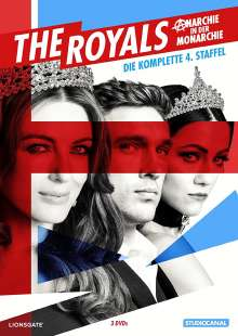 The Royals Staffel 4, 3 DVDs