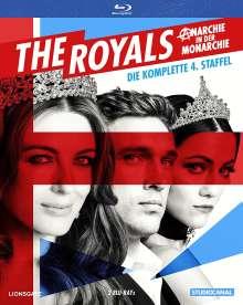 The Royals Staffel 4 (Blu-ray), 2 Blu-ray Discs