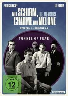 Mit Schirm, Charme und Melone Season 1 Episode 20: Tunnel of Fear (OmU), DVD
