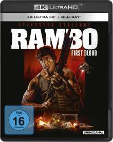 Rambo (Ultra HD Blu-ray & Blu-ray), 2 Ultra HD Blu-rays