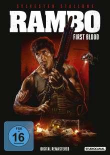 Rambo, DVD
